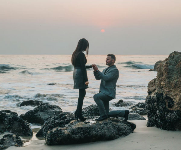 Engagement season is right around the corner! Things to know before you POP the question.