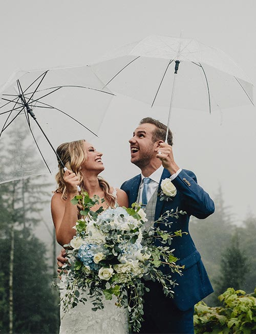 Squamish Wedding Month of Coordination Package