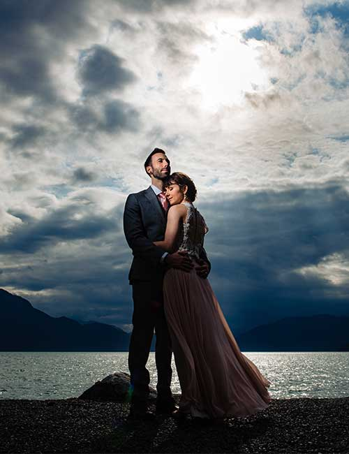 Squamish Partial Planning Wedding Package